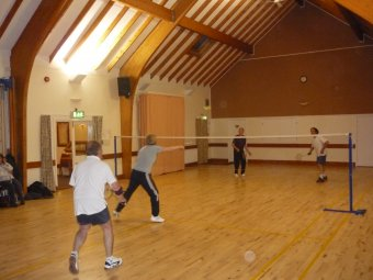 Damerham Badminton Club