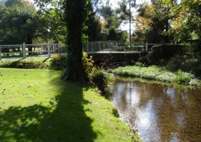 The Allen River
