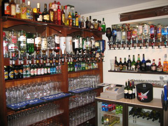 The Village Hall Bar