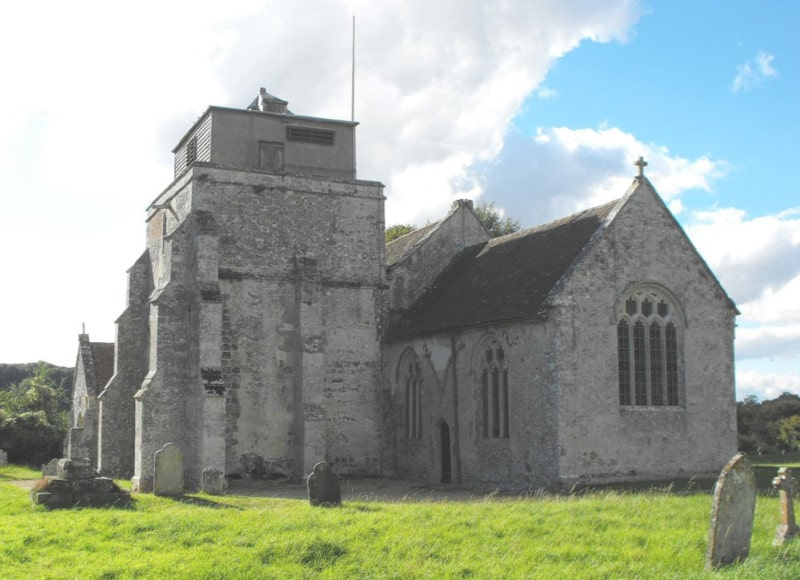 damerham church